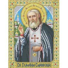 ИК3-0260 Святой Преподобный Серафим Саровский. Схема для вышивки бисером Феникс