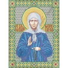 ИК3-0258 Святая блаженная Матрона Московская. Схема для вышивки бисером Феникс