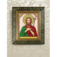 VIA-5064 Иоанн Креститель. Схема для вышивки бисером. АртСоло