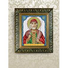 VIA-5065 Святой Игорь. Схема для вышивки бисером. АртСоло