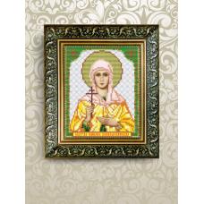 VIA-5066 Святая Емилия. Схема для вышивки бисером. АртСоло