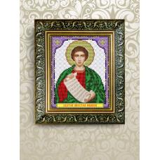 VIA-5069 Святой Филипп. Схема для вышивки бисером. АртСоло