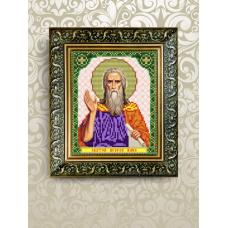 VIA-5071 Святой Илья. Схема для вышивки бисером. АртСоло