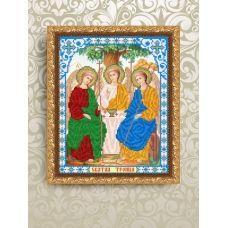 VIA-4229 Святая Троица. Схема для вышивки бисером. АртСоло