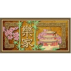 VKA-3109 Процветание в доме. Схема для вышивки бисером. АртСоло