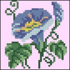 ФЧК-6012 Вьюнок. Схема для вышивки бисером Феникс