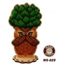 WS-029 Кактус-совушка