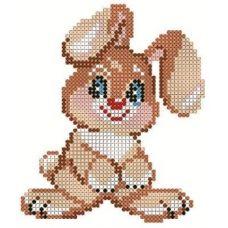 СД-006 Крольчонок. Схема для вышивки бисером. Княгиня Ольга