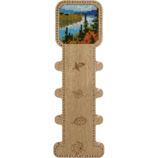 FLHW-010 Заготовка для вышивки нитками по дереву Волшебная Страна