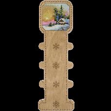 FLHW-011 Заготовка для вышивки нитками по дереву Волшебная Страна